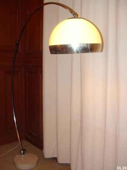 lampadaire 1970