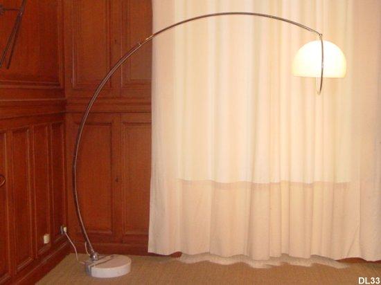 lampadaire design 1970