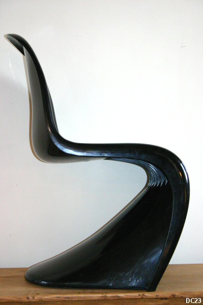 Chaise verner panton for Chaise panton