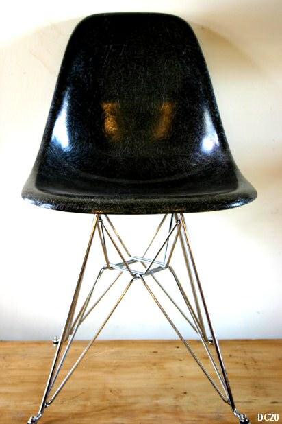chaise charles eames - Chaise Eames Fibre De Verre