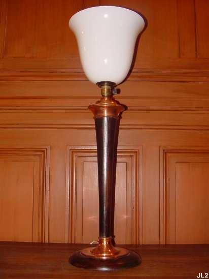 lampe mazda 1930. Black Bedroom Furniture Sets. Home Design Ideas