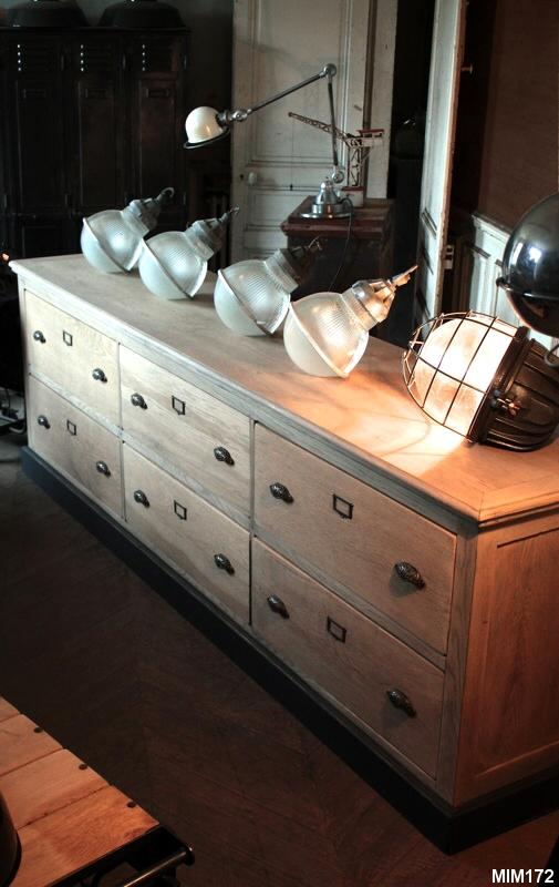 meuble de drapier. Black Bedroom Furniture Sets. Home Design Ideas