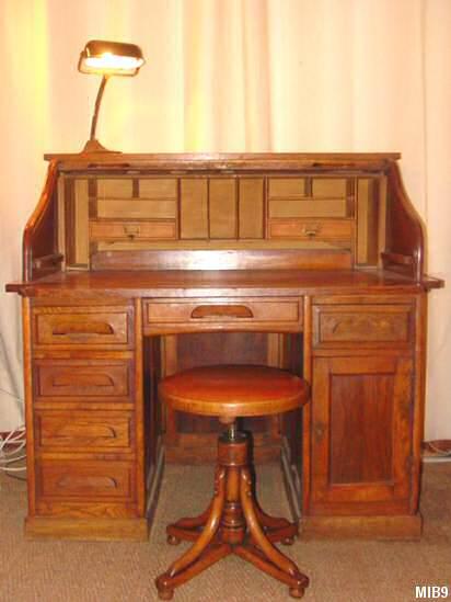 Bureau Am Ricain Cylindre 1940