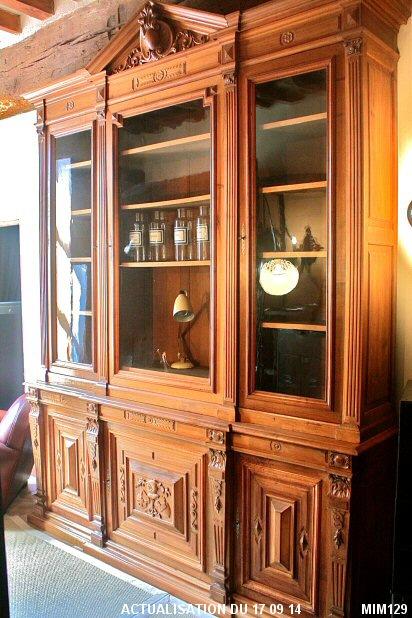 biblioth que d 39 apothicaire. Black Bedroom Furniture Sets. Home Design Ideas