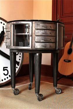 meuble de dentiste girator. Black Bedroom Furniture Sets. Home Design Ideas