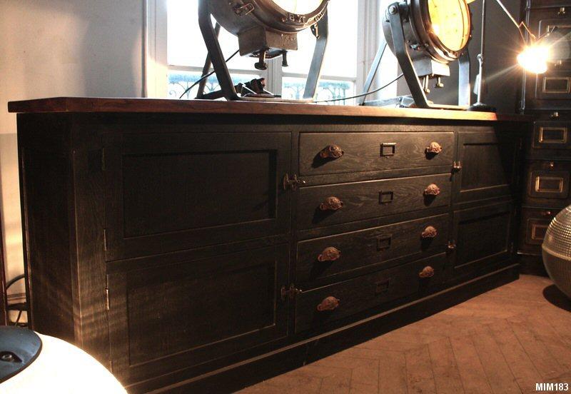 meuble de m tier rangements vari s. Black Bedroom Furniture Sets. Home Design Ideas